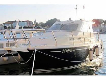 Vektor 950 (CBM Realtime) - Zadar - Charter boten Kroatië