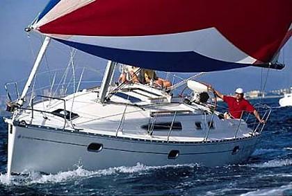Jeanneau SO 34,2 (code:PLA 30) - Split - Charter plavidlá Chorvátsko