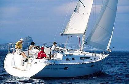 Jeanneau SO 34,2 (code:PLA 32) - Split - Charter hajókHorvátország