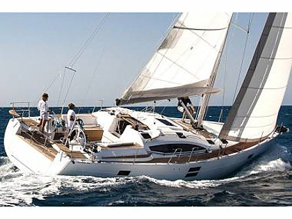 Elan 494 Impression (CBM Realtime) - Trogir - Charter embarcation Croatie