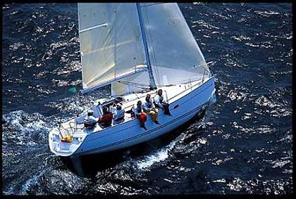 Jeanneau Sun Fast (code:PLA 38) - Split - Charter plavidlá Chorvátsko