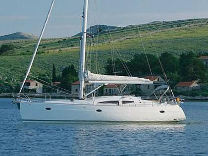 Elan 434 Impression (CBM Realtime) - Trogir - Charter ships Croatia