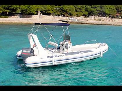 Maestral 555 (CBM Realtime) - Trogir - Charter boten Kroatië