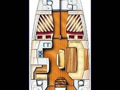 Gib Sea 51 (CBM Realtime) - Trogir - Charter ships Croatia