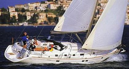 Beneteau Oceanis 461 (code:PLA 57) - Split - Charter hajókHorvátország