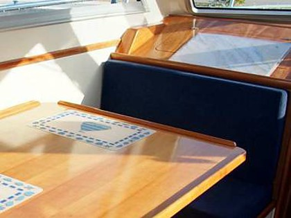 Adria 1002 (CBM Realtime) - Biograd - Charter hajókHorvátország
