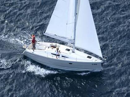 Elan 344 Impression (CBM Realtime) - Biograd - Charter hajókHorvátország