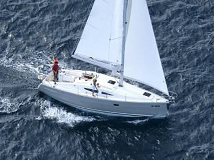 Elan 344 Impression (CBM Realtime) - Biograd - Charter plovila Hrvaška