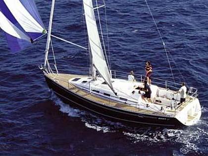 Elan 40 (CBM Realtime) - Biograd - Charter boten Kroatië
