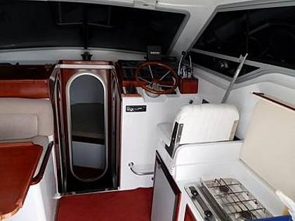 Vektor 950 (CBM Realtime) - Biograd - Charter embarcation Croatie