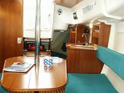 Sun Odyssey 24.2 (CBM Realtime) - Biograd - Charter plovila Hrvaška