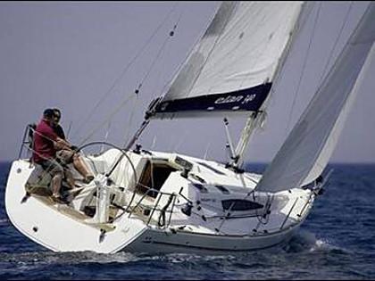 Elan 340 (CBM Realtime) - Biograd - Charter Boote Kroatien