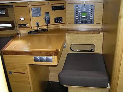 Elan 444 Impression (CBM Realtime) - Biograd - Czarter statki Chorwacja