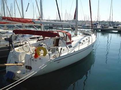 Gib Sea 43 (CBM Realtime) - Biograd - Charter Boote Kroatien