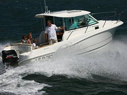 Merry Fisher 725 (CBM Realtime) - Biograd - Charter navi Croazia