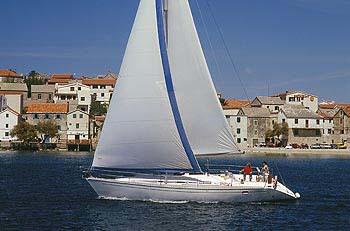 Elan 431 Team (code:PLA 76) - Split - Charter ships Croatia