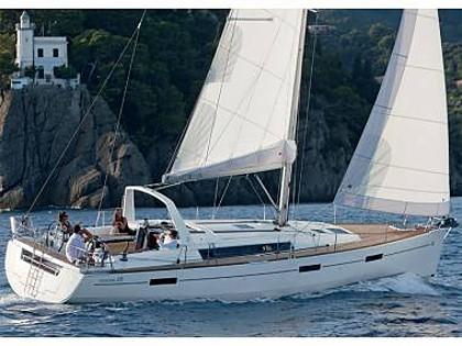 Oceanis 45 (CBM Realtime) - Kastel Gomilica - Charter ships Croatia
