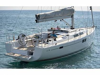 Hanse 505 (CBM Realtime) - Kastel Gomilica - Charter boten Kroatië