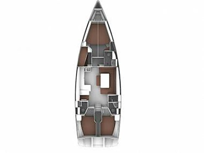 Bavaria Cruiser 51 (CBM Realtime) - Kastel Gomilica - Charter ships Croatia