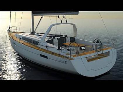 Oceanis 41 (CBM Realtime) - Trogir - Charter navi Croazia