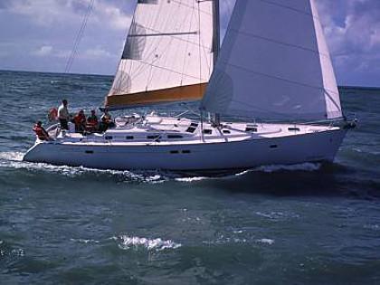Oceanis 473 (CBM Realtime) - Trogir - Charter embarcation Croatie