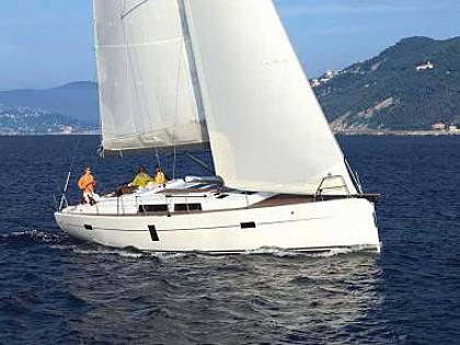 Hanse 445 (CBM Realtime) - Split - Charter plavidlá Chorvátsko