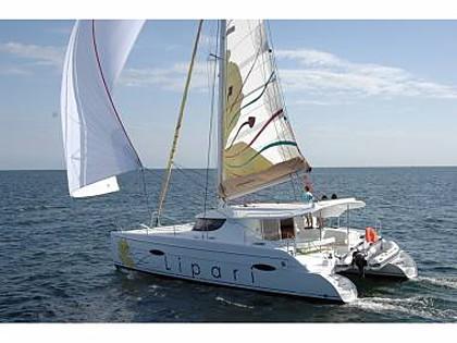 Lipari 41 (CBM Realtime) - Trogir - Charter embarcation Croatie