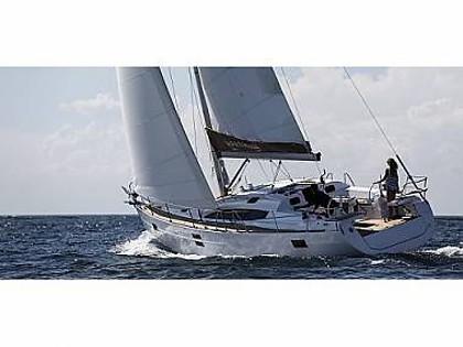 Elan 45 Impression (CBM Realtime) - Sibenik - Charter hajókHorvátország