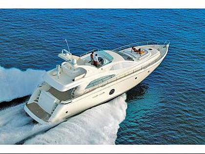 Aicon 64 Fly (CBM Realtime) - Primošten - Charter plovila Hrvaška
