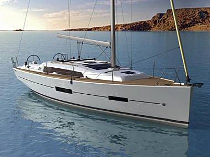 Dufour 382 GL (CBM Realtime) - Kaštel Gomilica - Charter plovila Hrvatska