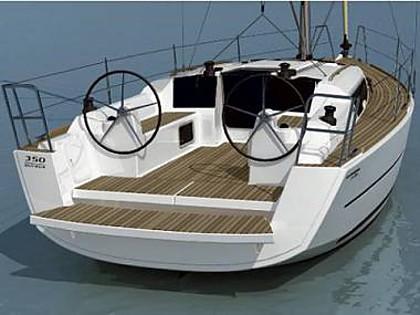 Dufour 350 GL (CBM Realtime) - Sukosan - Charter embarcation Croatie