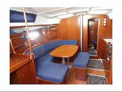 Oceanis 393 Clipper (CBM Realtime) - Primosten - Charter Boote Kroatien