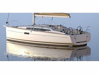Sun Odyssey 349 (CBM Realtime) - Rogac - Charter hajókHorvátország