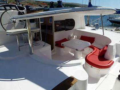 Nautitech 441 (CBM Realtime) - Zadar - Charter hajókHorvátország