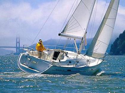 Oceanis 331 (CBM Realtime) - Betina - Charter hajókHorvátország