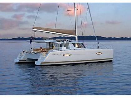 Helia 44 (CBM Realtime) - Zadar - Charter plavidlá Chorvátsko