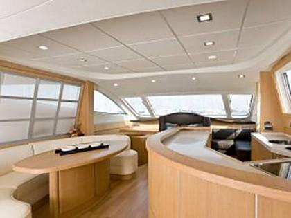 Abacus 70 (CBM Realtime) - Sibenik - Charter hajókHorvátország