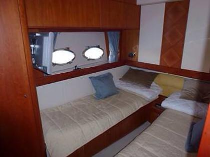 Aicon 56 (CBM Realtime) - Sibenik - Charter embarcation Croatie