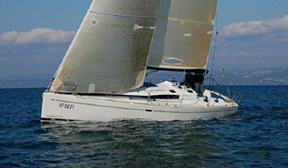 Elan 410 (code:PLA 91) - Sibenik - Charter boten Kroatië