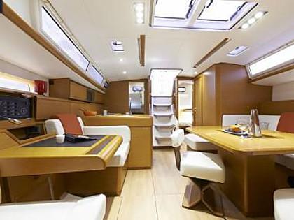 Sun Odyssey 469 (CBM Realtime) - Seget Donji - Charter Boote Kroatien