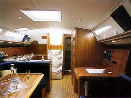 Sun Odyssey 40 (CBM Realtime) - Biograd - Charter ships Croatia