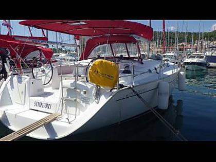 Cyclades 50.5 (CBM Realtime) - Trogir - Charter plavidlá Chorvátsko