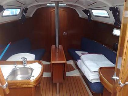 Oceanis 311 (CBM Realtime) - Mali Losinj - Charter embarcation Croatie