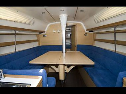 Elan 340 (CBM Realtime) - Mali Lošinj - Charter plavidlá Chorvátsko