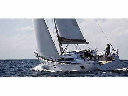 Elan 45 Impression (CBM Realtime) - Sibenik - Charter embarcation Croatie