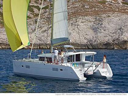 Lagoon 400 S2 (CBM Realtime) - Trogir - Charter plovila Hrvaška