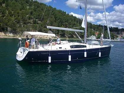 Oceanis 43 (CBM Realtime) - Sibenik - Charter ships Croatia
