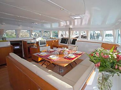 Lagoon 500 (CBM Realtime) - Sibenik - Charter boten Kroatië