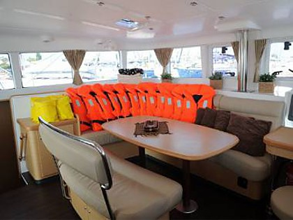 Lagoon 440 (CBM Realtime) - Sibenik - Charter ships Croatia