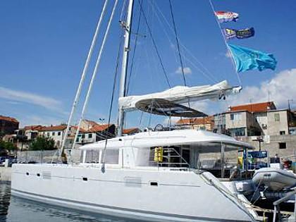 Lagoon 560 (CBM Realtime) - Sibenik - Charter Boote Kroatien